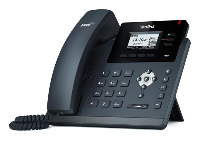 VoIP оборудование Yealink SIP-T40P