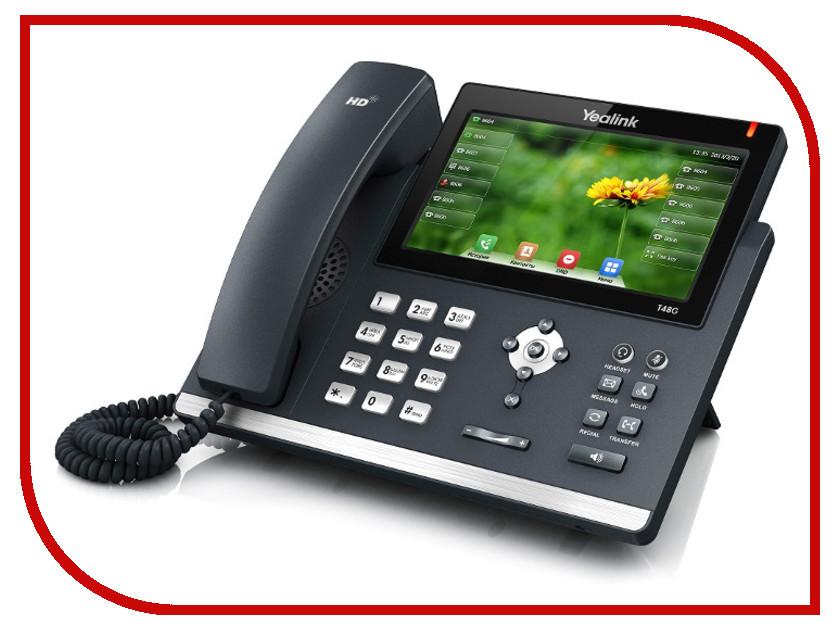 VoIP оборудование Yealink SIP-T48G