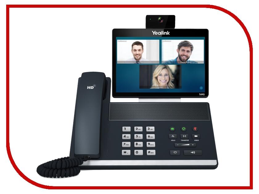 VoIP оборудование Yealink SIP VP-T49G<br>