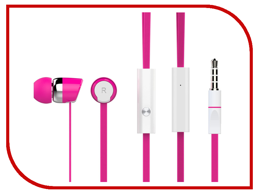 Гарнитура HARPER Kids HV-104 Pink<br>