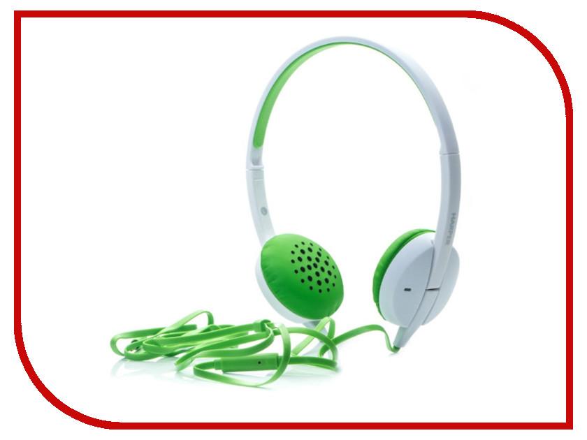 Гарнитура HARPER HN-300 Green<br>