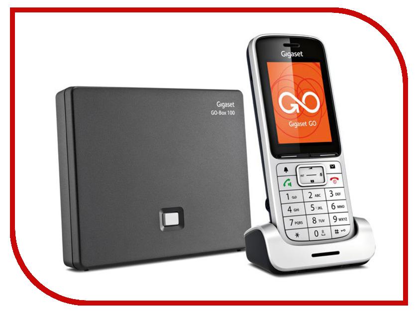 Zakazat.ru: VoIP оборудование Gigaset SL450A Go Silver