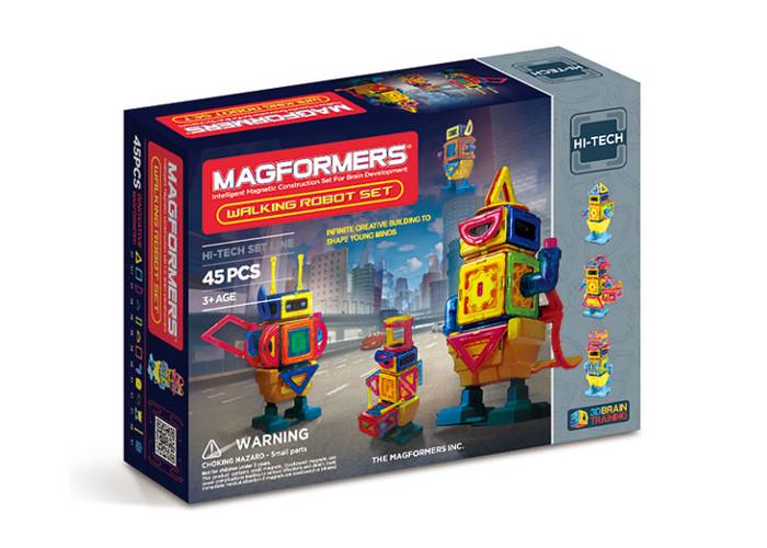 Конструктор Magformers Walking Robot 63137