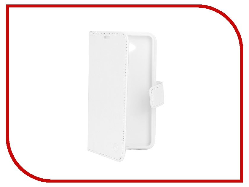 Аксессуар Чехол Microsoft Lumia 650 Pulsar Wallet Case White PWC0005<br>