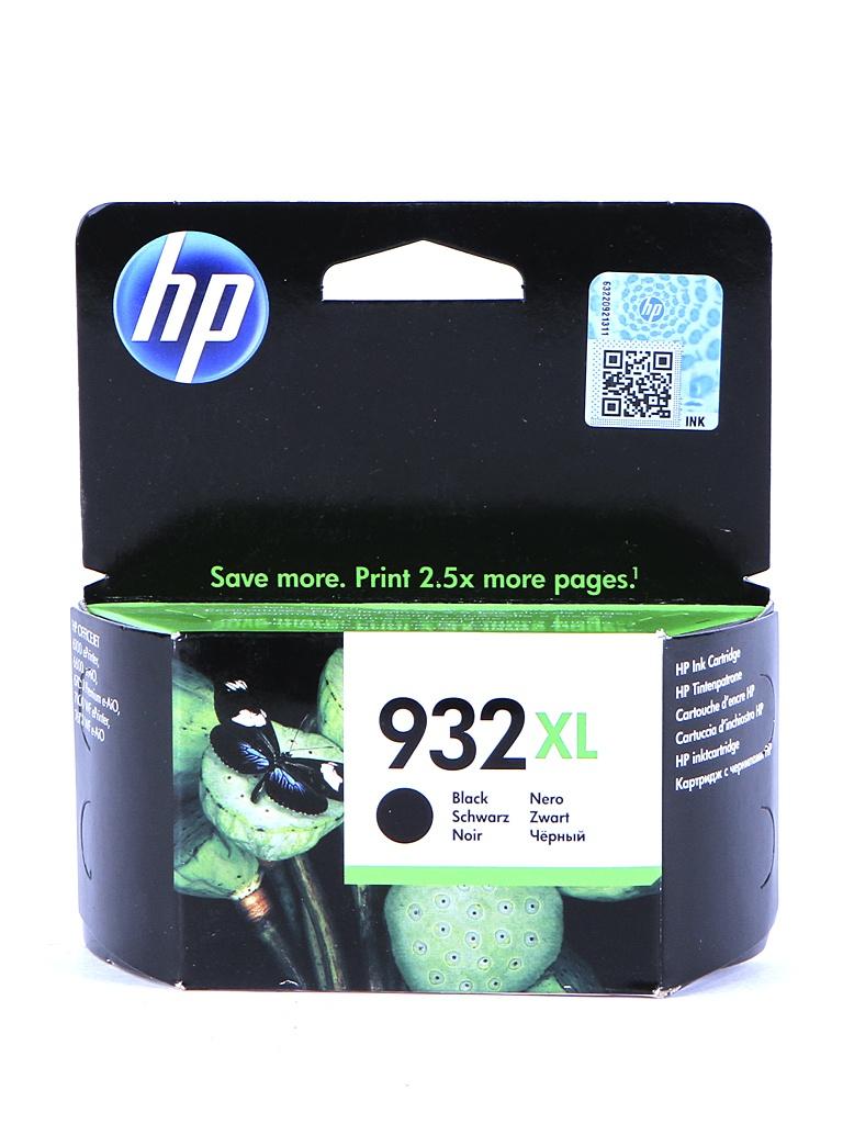 Картридж HP 932XL CN053AE Black стоимость