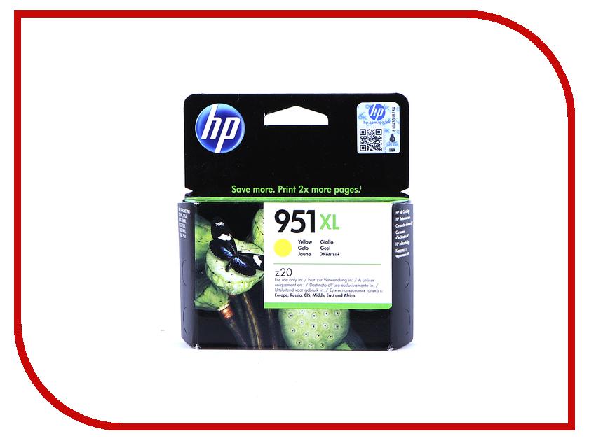 Картридж HP 951XL Yellow CN048AE<br>