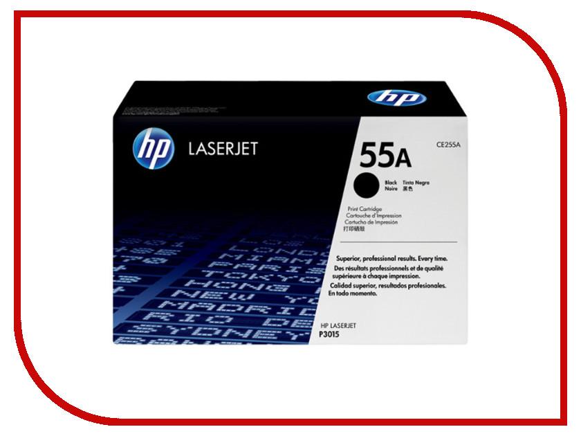 Картридж HP 55A Black CE255A<br>