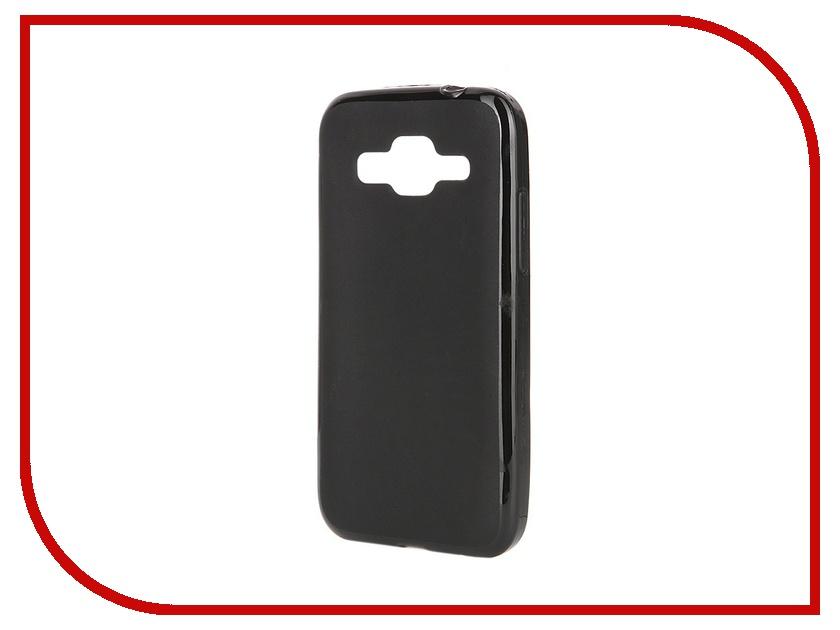 Аксессуар Чехол-накладка Samsung Galaxy Core Prime SM-360H / SM-361H/DS Pulsar Clipcase Black PTC0006