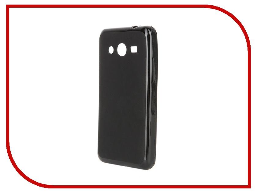 Аксессуар Чехол Samsung Galaxy Core 2 Duos SM-G355H/DS Pulsar Clipcase Black PTC0003