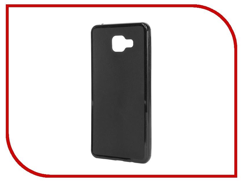 Аксессуар Чехол-накладка Samsung Galaxy A5 2016 Pulsar Clipcase Black PTC0005