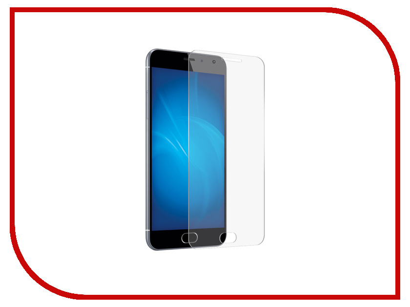 Аксессуар Закаленное стекло для Meizu MX5 DF mzSteel-02