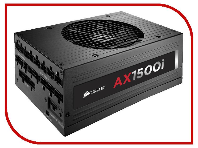 Блок питания Corsair AX1500i CP-9020057-NA 1500W