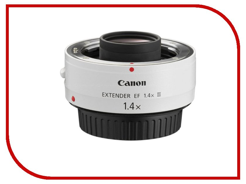 Конвертер Canon Extender EF 1.4x IIIконвертеры<br><br>