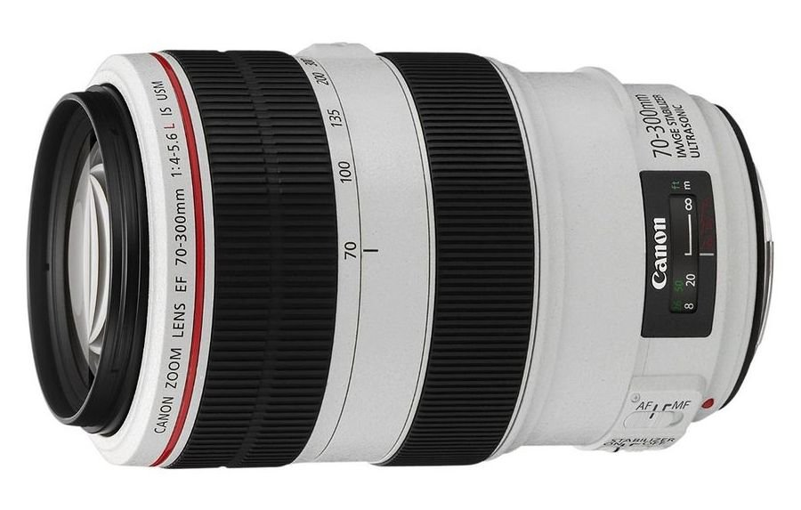Объектив Canon EF 70-300 mm F/4-5.6 L IS USM объектив canon ef 70 200mm f 2 8l is iii usm