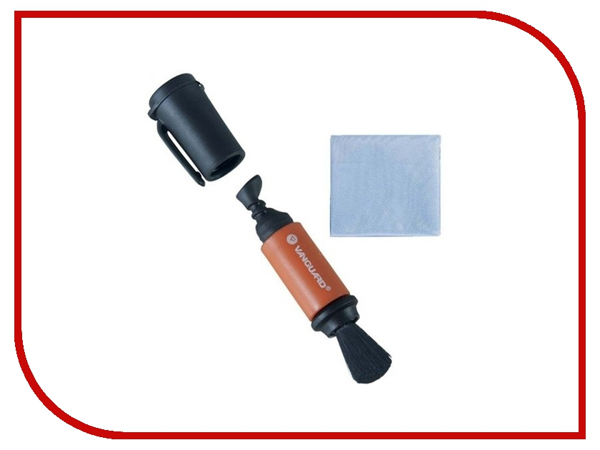 Аксессуар Рекомендуем: Карандаш Vanguard Cleaning Kit 2-in-1 CK2N1