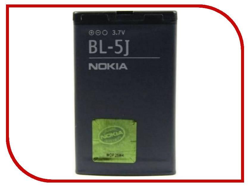 Аксессуар Аккумулятор Nokia BL-5J 1320/1430 mAh<br>