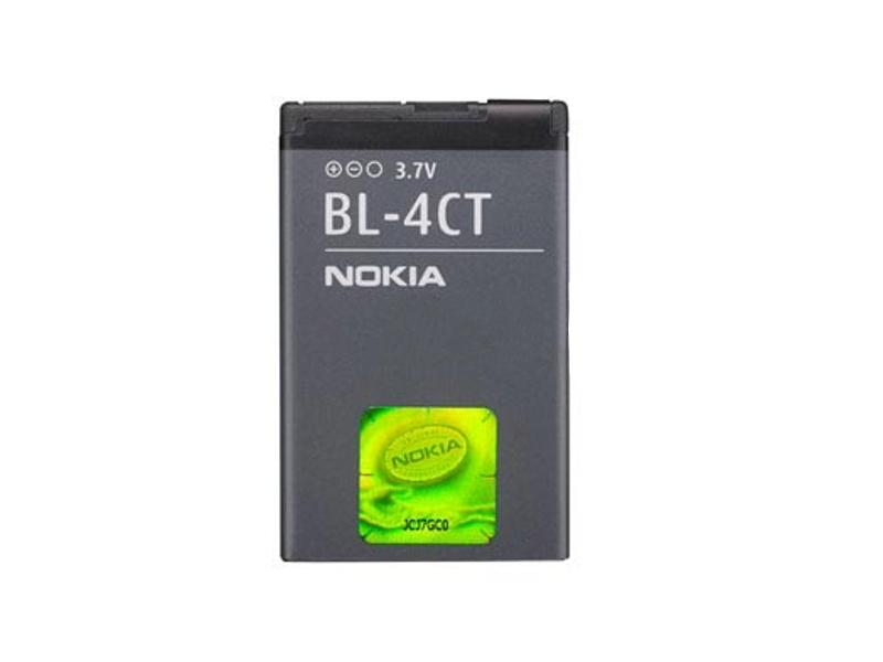 Аксессуар Аккумулятор Nokia BL-4CT 860 mAh