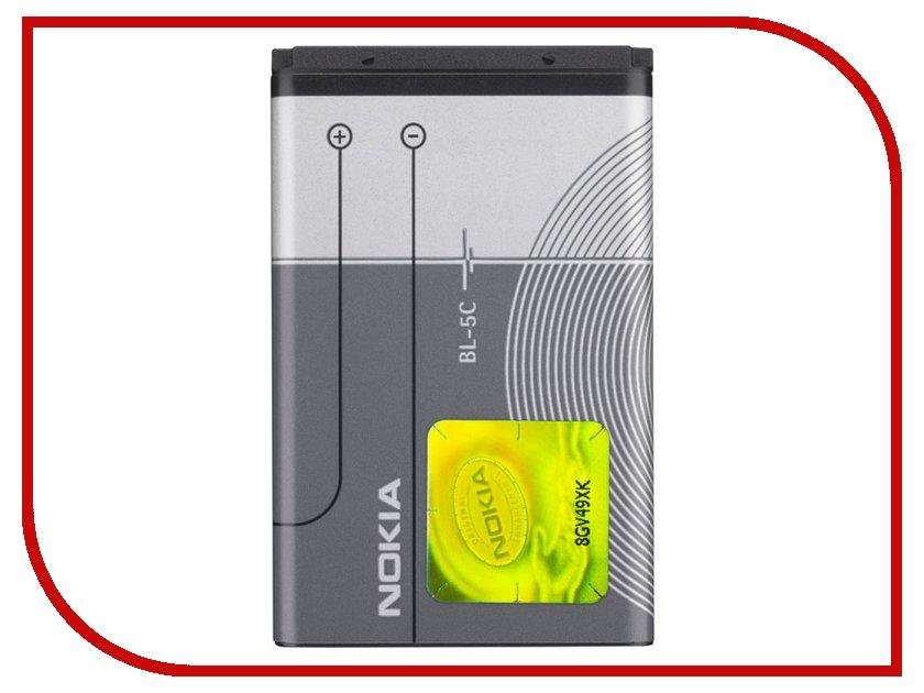Аксессуар Аккумулятор Nokia BL-5C 1020 mAh