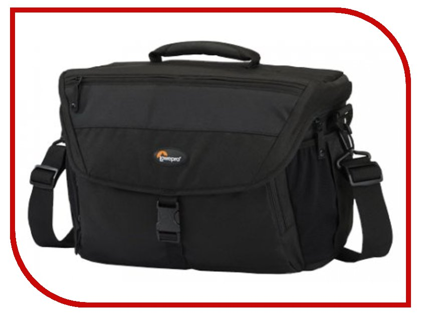 Сумка LowePro Nova 200 AW Black сумка lowepro apex 120 aw black