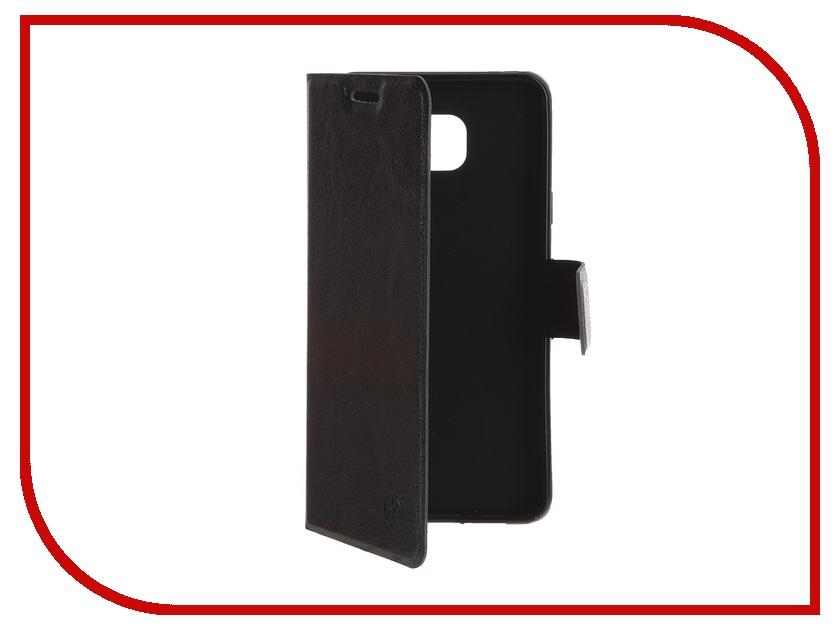 Аксессуар Чехол Pulsar Samsung Galaxy A3 2016 Wallet Case Black PWC0009<br>