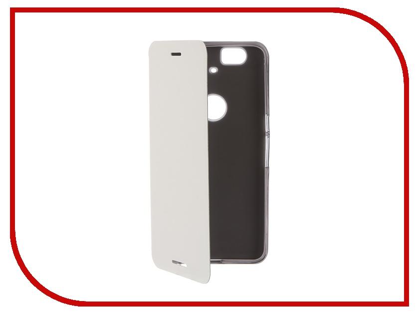 Аксессуар Чехол Huawei Nexus 6P SkinBox Lux White T-S-LN6P-003<br>