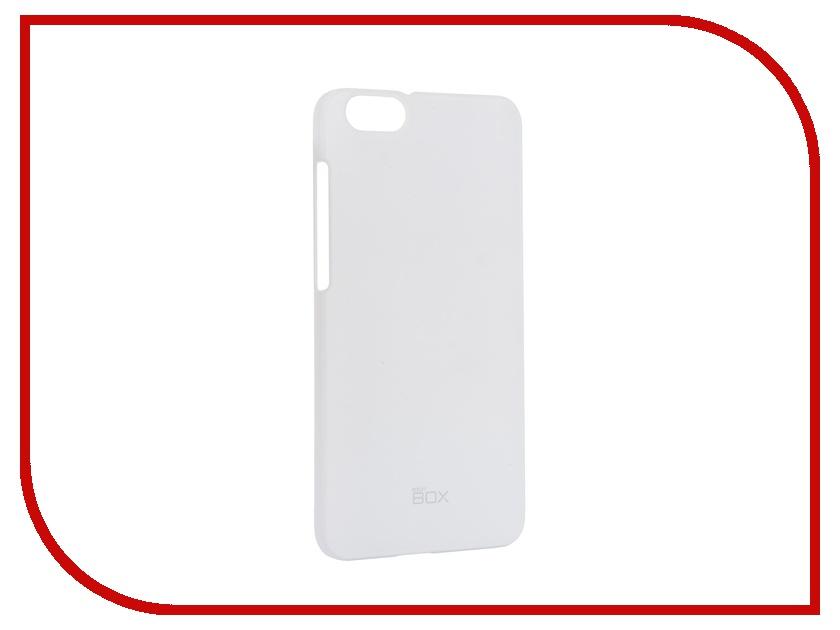 Аксессуар Чехол Huawei Honor 4X SkinBox 4People White T-S-HH4X-002 + защитная пленка<br>