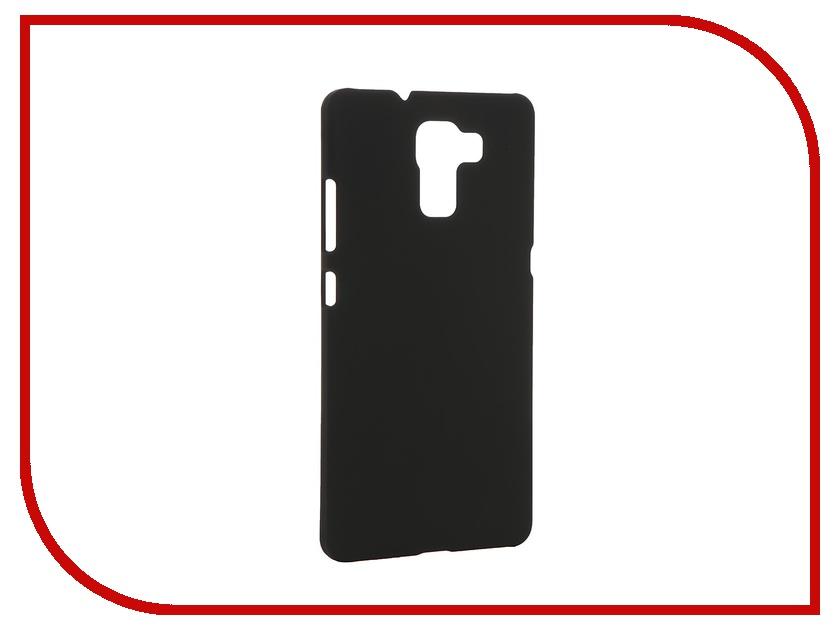 ��������� ����� Huawei Honor 7 Plus SkinBox 4People Black T-S-HH7-002 + �������� ������