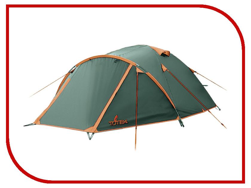 Палатка Totem Chinook Green TTT-004.09 палатка tepee тотеm 2 цвет зеленый ttt 003 09