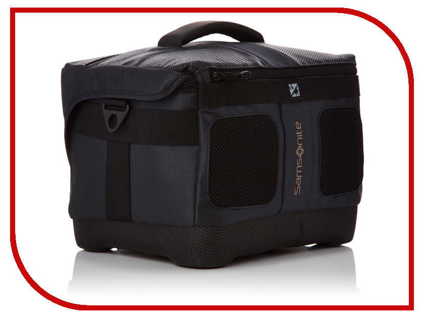 Сумка Samsonite No Shok Photo Shoulderbag M Black P03-09004<br>