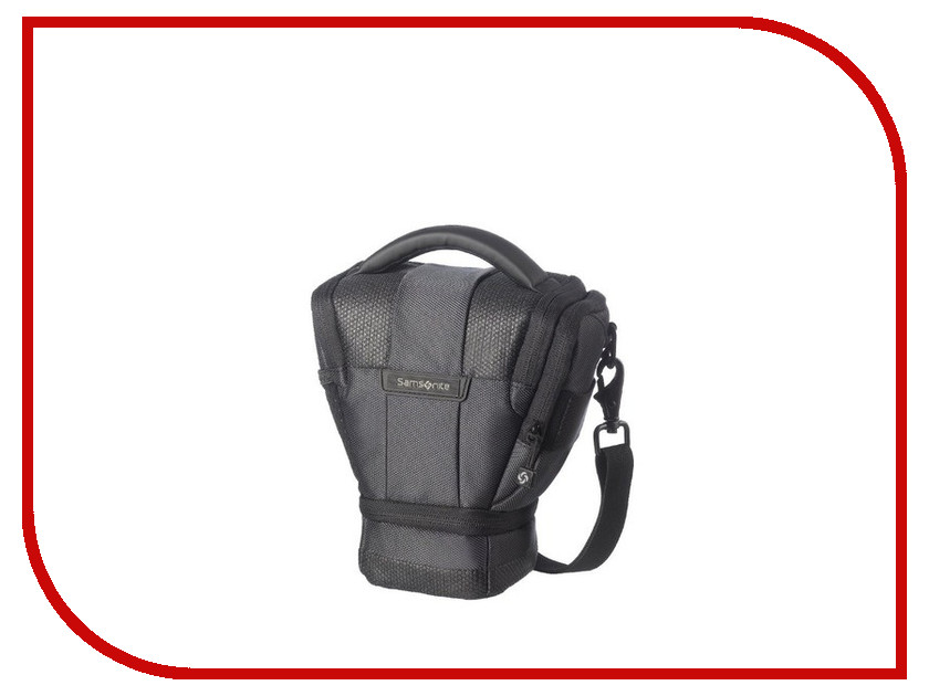 Сумка Samsonite No Shok Foto Compact System Cam.Bag Black P03-09002