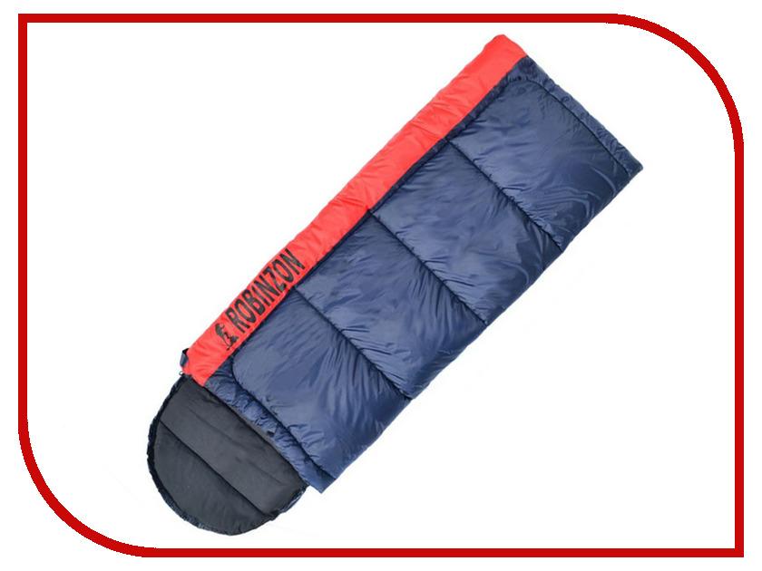 Cпальный мешок Петровит Robinzon 110х240 холлофайбер/бязь cпальный мешок high peak pak 1600 23310