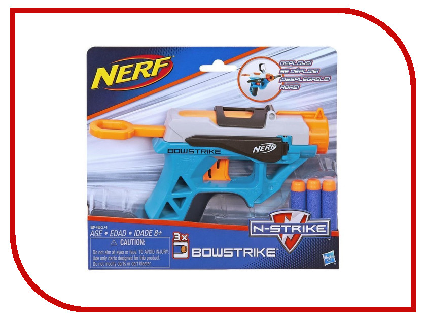 Игрушка Hasbro Nerf B4614<br>