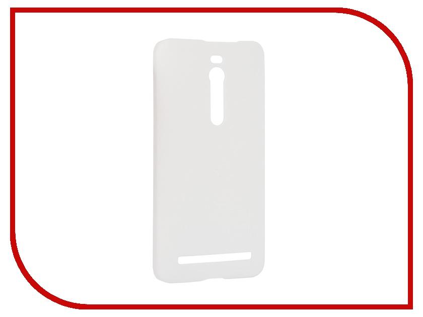 Аксессуар Чехол ASUS ZenFone Laser 2 ZE551ML/ZE550ML Nillkin Sparkle White<br>