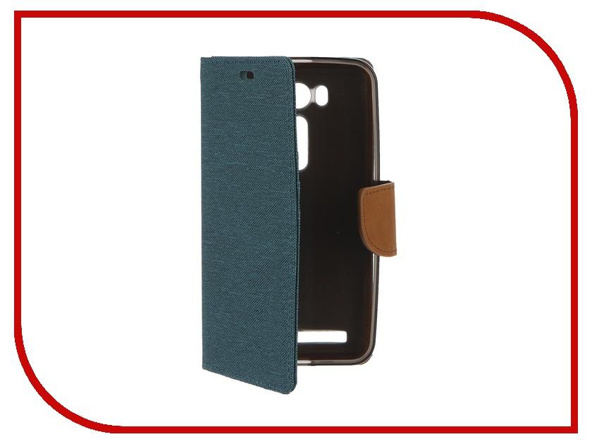 Аксессуар Чехол ASUS Zenfone Laser 2 ZE500KL SkinBox MS Green T-S-AZ2500KL-004<br>