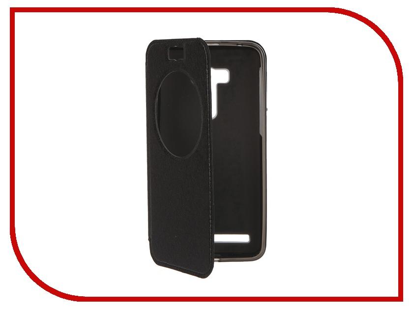 Аксессуар Чехол ASUS Zenfone Selfie ZD551KL SkinBox MS AW Black T-S-AZD551KL-007<br>