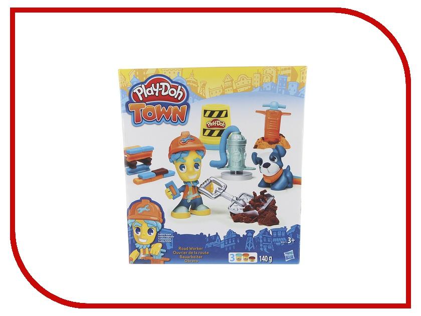 Игрушка Hasbro Play-Doh Житель и питомец B3411