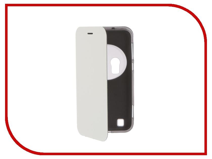 Аксессуар Чехол ASUS Zenfone Zoom ZX551ML SkinBox Lux White T-S-AZX551ML-003 аксессуар чехол meizu pro 6 skinbox lux black t s mp6 003