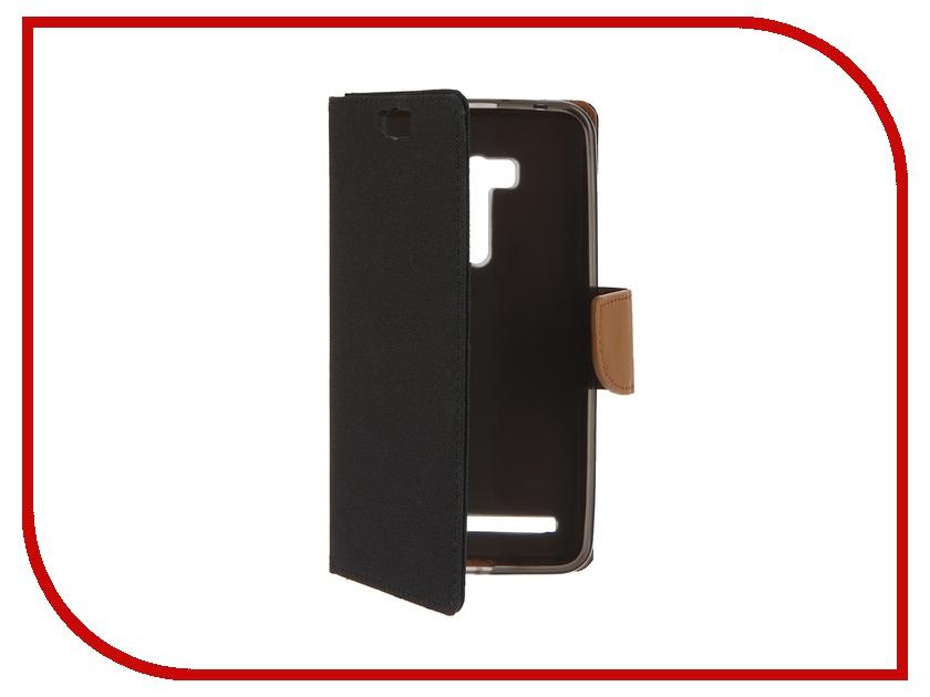 Аксессуар Чехол ASUS Zenfone Selfie ZD551KL SkinBox MS Black T-S-AZD551KL-004<br>