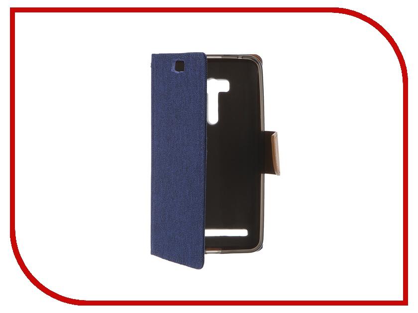 Аксессуар Чехол ASUS Zenfone Selfie ZD551KL SkinBox MS Blue T-S-AZD551KL-004<br>