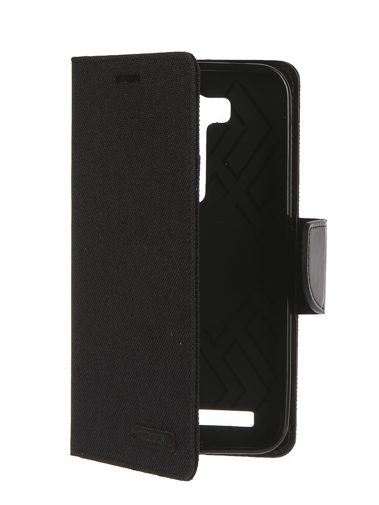Аксессуар Чехол ASUS Zenfone Laser 2 ZE500KL Mercury Case Black T-M-AZE500KL-002<br>