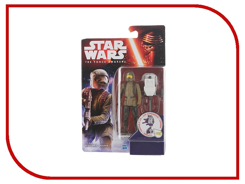 Игрушка Hasbro Star Wars B3445<br>