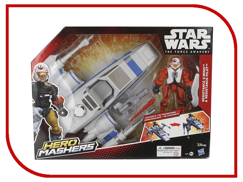 Игрушка Hasbro Star Wars B3701<br>