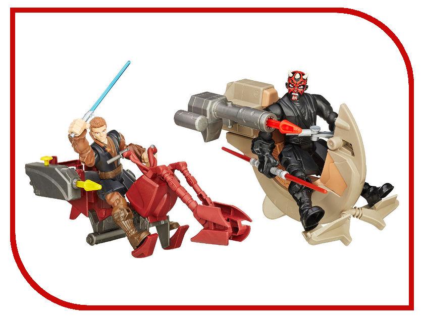 Игрушка Hasbro Star Wars Лихачи Звездных войн B3831 hasbro фигурка звездных войн