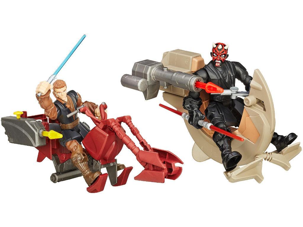 Игрушка Hasbro Star Wars Лихачи Звездных войн B3831 игрушка hasbro star wars титаны герои звездных войн a8561