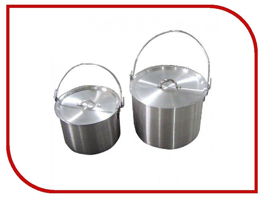 Посуда Tramp TRC-085 набор котлов алюминиевых с крышкой