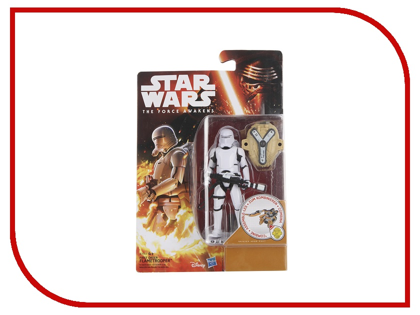 Игрушка Hasbro Star Wars B3963