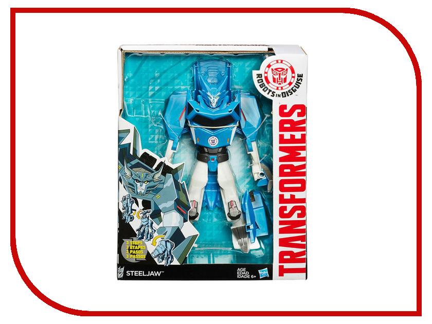 Игрушка Hasbro Transformers B0067 hasbro transformers b0067 трансформеры роботс ин дисгайс гиперчендж стилджо