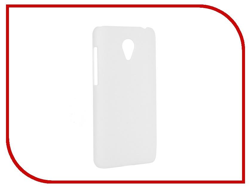 Аксессуар Чехол Meizu M2 mini SkinBox 4People White T-S-MM2-002 + защитная пленка<br>