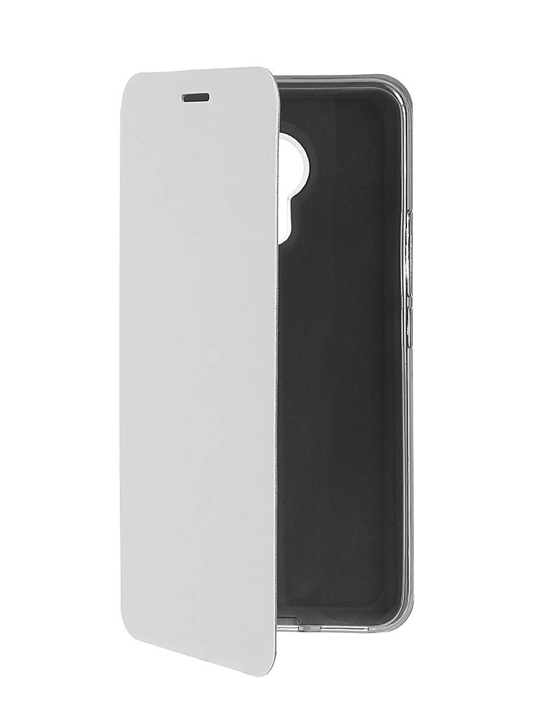 Аксессуар Чехол Meizu Pro 5 SkinBox Lux White T-S-MP5-003<br>