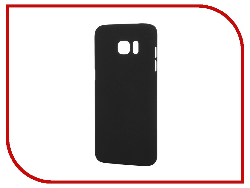 Аксессуар Чехол-накладка Samsung Galaxy S7 Edge SkinBox Shield 4People Black T-S-SGS7E-002<br>